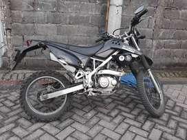 Dijual kawasaki klx trail thn 2014 milik pribadi