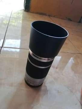 Jual lensa sony 55-210 mm 4.5-6.3