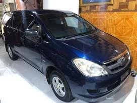 Toyota kijang innova E plus MT 2005 pajak panjang setahun