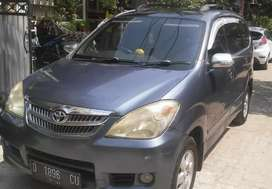 Dijual Toyota Avanza 1.3 G mulus