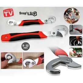 Kunci snap and grip