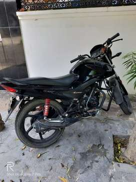 New condition Honda livo 110 urgently sell