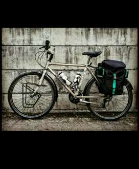 Tas Sepeda Pannier/ Tas Sepeda Touring