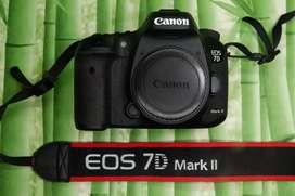 Canon 7d mark ii Mulus Murah