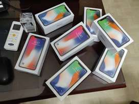 iPhone X 64GB Apple Care Warranty - 1 year Non activated Stock