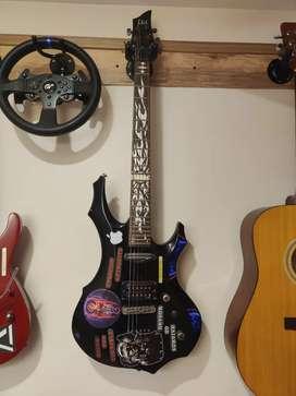 ESP LTD F-10 Electric Guitar Black