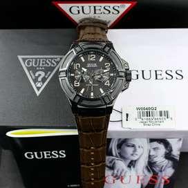 Jam Guess W0040G2 Pria Original