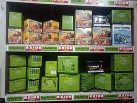 Two Wheeler Batteries at Low Price!