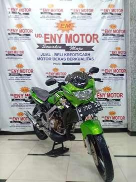Kawasaki ninja 150 euro thn 2013 super istimewah
