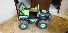 2 seater Jeep Car for kids