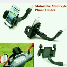 Holder motor/ pegangan hp di motor
