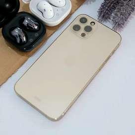 Iphone 12 pro 256gb gold garansi tam