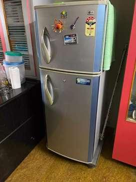LG double refridgerator