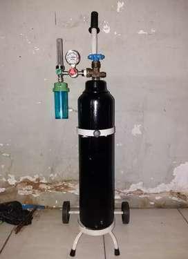 Tabung Oksigen Medis 1m3