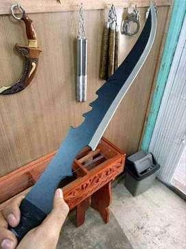 Jual Pisau Colombia dan Pedang Perang Naga