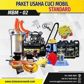 PAKET CUCI MOBIL STANDART MBM – 02