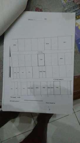 Tanah SHM 183 m² STRATEGIS Wonorejo Rungkut