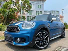 Mini Cooper Countryman 2.0 S Turbo 2019 Blue Extend Wrnty5Thn#AUTOHIGH