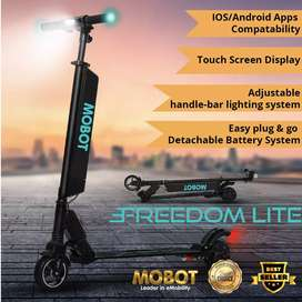 Electric bike mobot freedom lite e bike