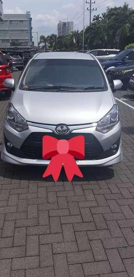 Toyota Agya istimewa