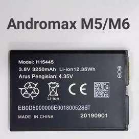Baterai Modem Mifi M5 / M6 kualitas Ori