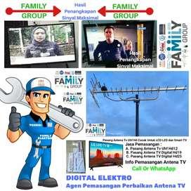 Antena TV Digital Plus Pasang digital TOKO siap pasang antene hd