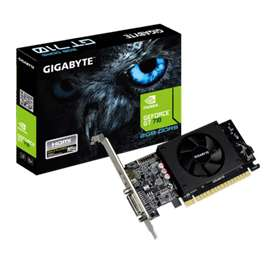 GIGABYTE GT 710 DDR5 2GB IN MINT CONDITION