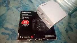 Lumix 4k dmc g7k