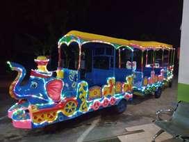 Ready Stock kereta Gajah odong odong mini coaster harga PROMO