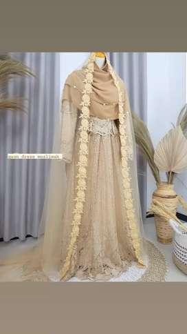 Gaun Dress Muslimah
