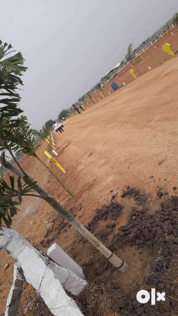 Farm plots for sale in near yadagirigutta 0