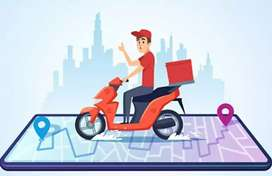 DRIVER AND DELIVERY BOY WANTED