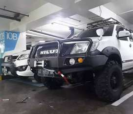 Bumper depan Arb triton/hiluxrevo/navara/dmax/pajaro/ranger