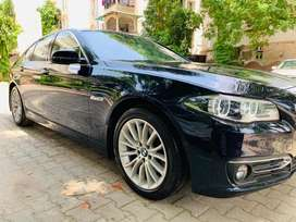 BMW 5 Series 520d Sedan, 2016, Diesel