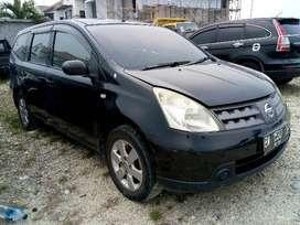 Nissan Grand Livina MT 2010 (harga lelang)