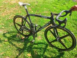 Road Race Bicycles Imported parts installed