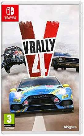 v rally game switch