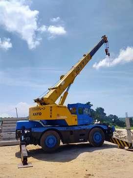 Rental Mobile Crane dan Scaffolding