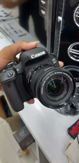 Kredit Camera Canon Dsrl 800D