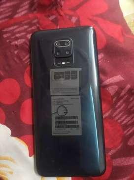 Redmi note 9pro max 6GB128