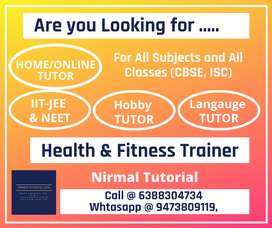 Looking for Teacher in KANPUR