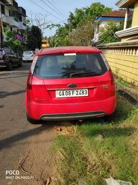 Ford figo titanium fresh insurance