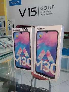 Samsung Galaxy M30 baru Ram 4gb √bat 5000 mah