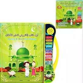 Bagus banget untuk mengurangi anak main hp Ebook muslim 3 bahasa