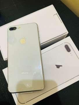 Iphone 8plus white