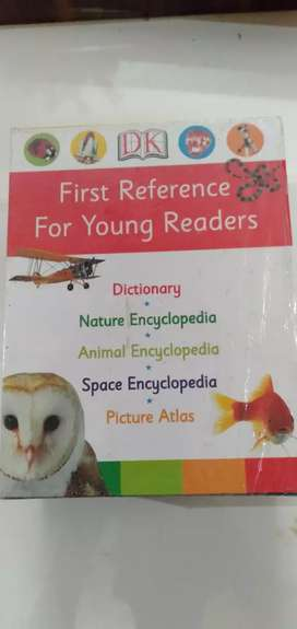 First reference for young readers