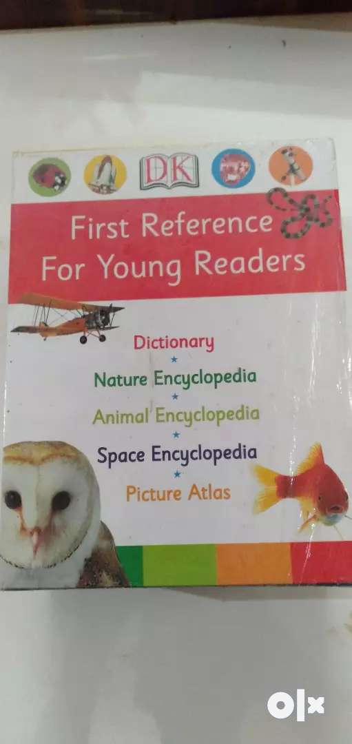 First reference for young readers 0