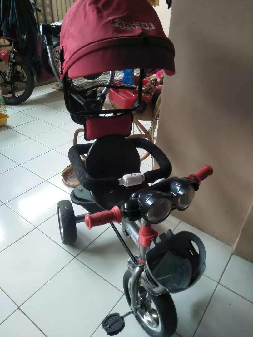 Sepeda roda 3 famili 0