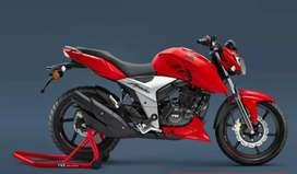 Tvs Apache 160 4v brand new