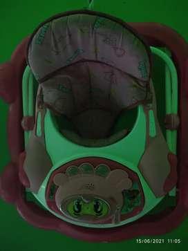 Kereta Bayi masih sangat layak dipakai